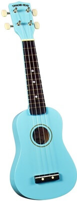 Diamond Head DU-106 Rainbow Soprano Ukulele