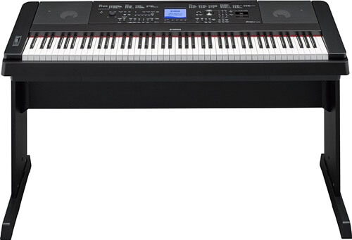 Yamaha DGX-660 88-Key Weighted Action Digital Grand Piano