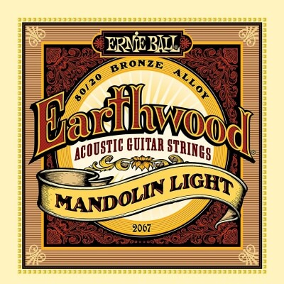 Ernie Ball Earthwood Mandolin Strings