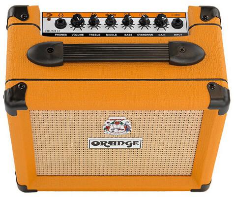 Orange Amplifiers Crush 12