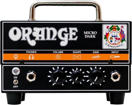 Orange Micro Dark - Best Guitar Amp Under 200