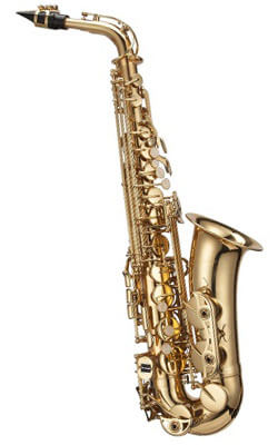 Windsor MI-1005 Student Alto Saxophone Outfit