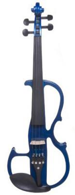 Cecilio CEVN-2 Solid Wood Metallic Silent Violin