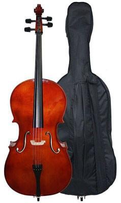 Crescent 4/4 Beginner Cello Starter Kit