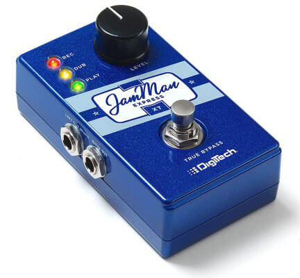 Digitech JMEXTV JamMan - simple and effective pedal