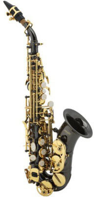 Mendini by Cecilio MSS-CSBNG - the best curved soprano saxophone