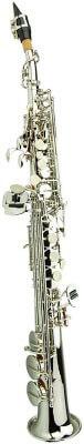 Merano Silver Soprano Saxophone - good cheap soprano saxophone
