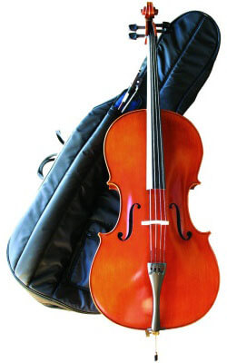 Primavera Prima 200 Eastman Cello Outfit