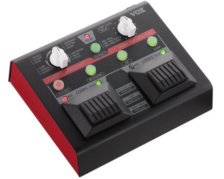 VOX VLL1 - good multitrack looper guitar pedal