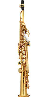 Yamaha Custom YSS-82Z Series Professional Soprano Saxophone