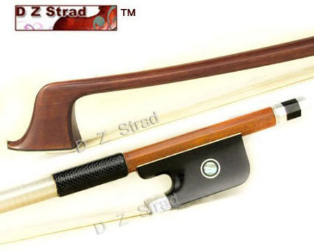 D Z Strad Model 805 Pernambuco Cello Bow
