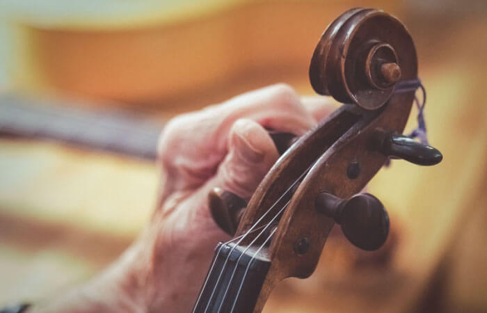 violin tuning guide