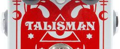 Catalinbread Talisman Classic Plate Reverb Guitar Pedal