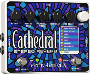 EHX Cathedral reverb