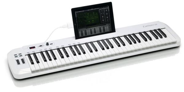 Carbon 61 - best value midi controller for iPad