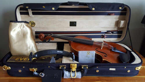 Golden Gate Strad Viola Outfit