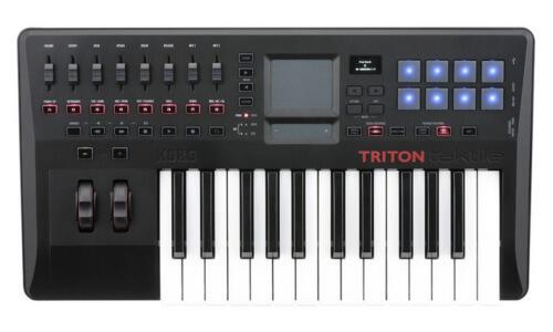 Korg Triton Taktile 25 MIDI Controller (TRTK25)
