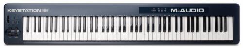 M-Audio Keystation 88 II MIDI Keyboard Controller