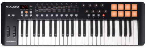 M-Audio Oxygen 49 MK IV MIDI Keyboard