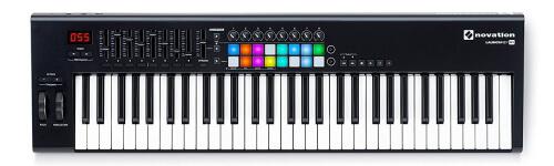Novation Launchkey 61 MK2 Keyboard Controller for Ableton Live