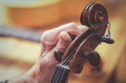 tune your violin