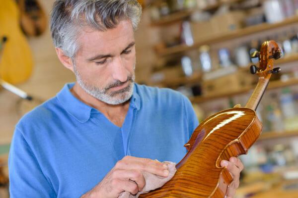 violin care