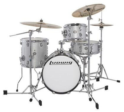 Ludwig Breakbeats 4-Piece Shell Pack
