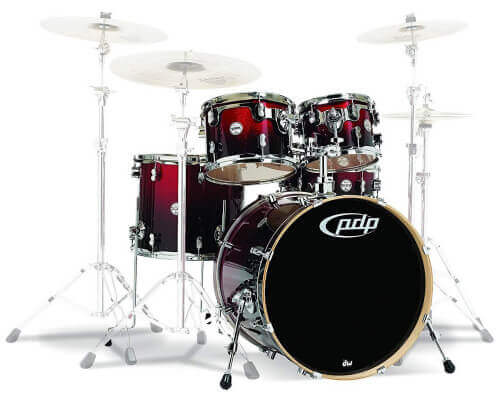 PDP by DW CENTERstage 5-Piece Drum Set