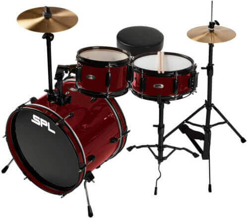 Sound Percussion Labs Lil Kicker 3-Piece Junior Drum Set