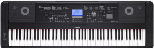 Yamah DGX-660 Keyboard
