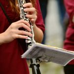 beginner student clarinet