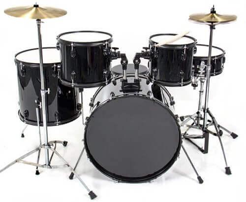 Best Choice Products 5-Piece Drum Set