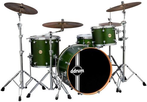 ddrum PMR 424 ZG Paladin Maple Rock Drum Kit
