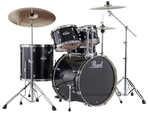 Pearl Export EXX725S/C 5-Piece New Fusion Drum Set