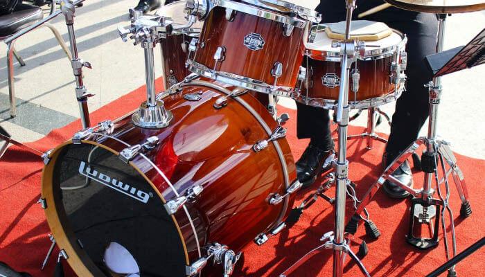top drum set brand