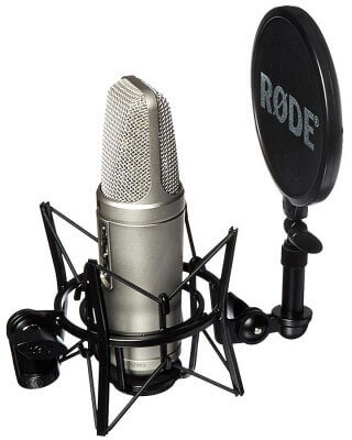 Rode NT2-A Vocal Condenser Microphone