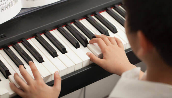 cheap keyboard piano