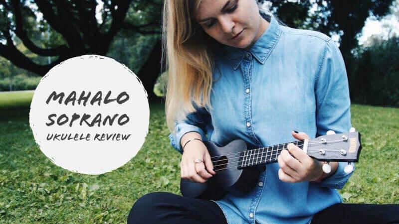 Mahalo soprano ukulele review