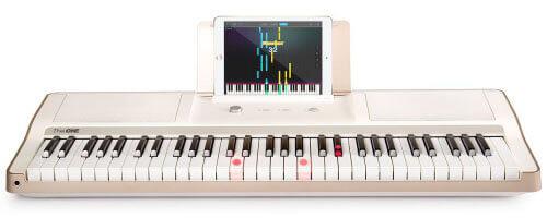 The ONE Smart 61-key Piano Keyboard