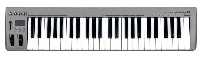 Acron Masterkey 49 MIDI Controller