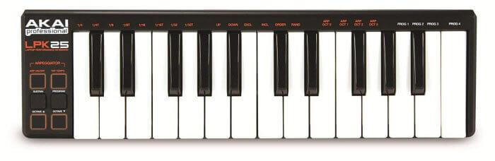 Akai Professional LPK25 MIDI Keyboard Controller