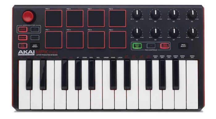 Akai Professional MPK Mini MKII MIDI Keyboard