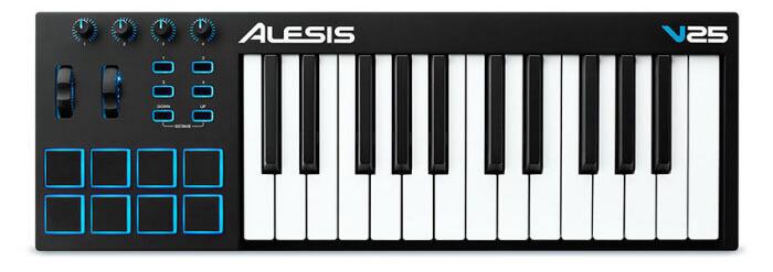Alesis V25 USB MIDI Keyboard