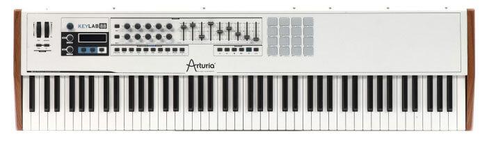 Arturia KeyLab 88 MIDI Keyboard Controller