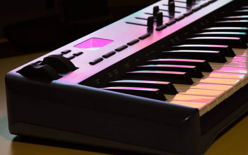 best weighted MIDI keyboard controllers