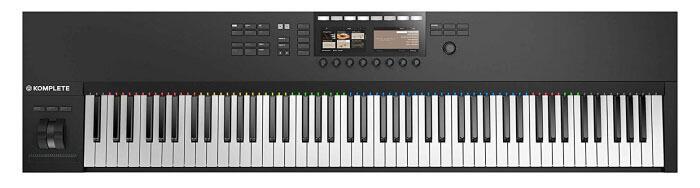 Native Instruments Komplete Kontrol S88 Mk2 Keyboard Controller