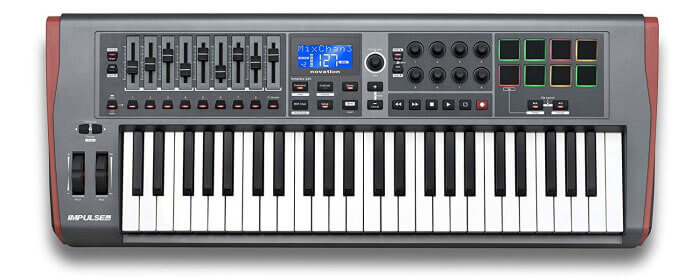 Novation Impulse 49 MIDI Controller Keyboard