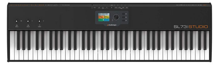 10 Best Fully-Weighted & Semi-Weighted MIDI Keyboard Controllers