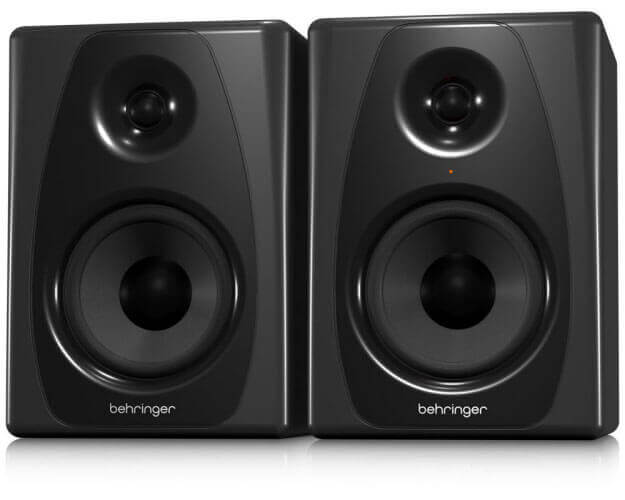 Behringer Studio 50USB Monitor Speakers