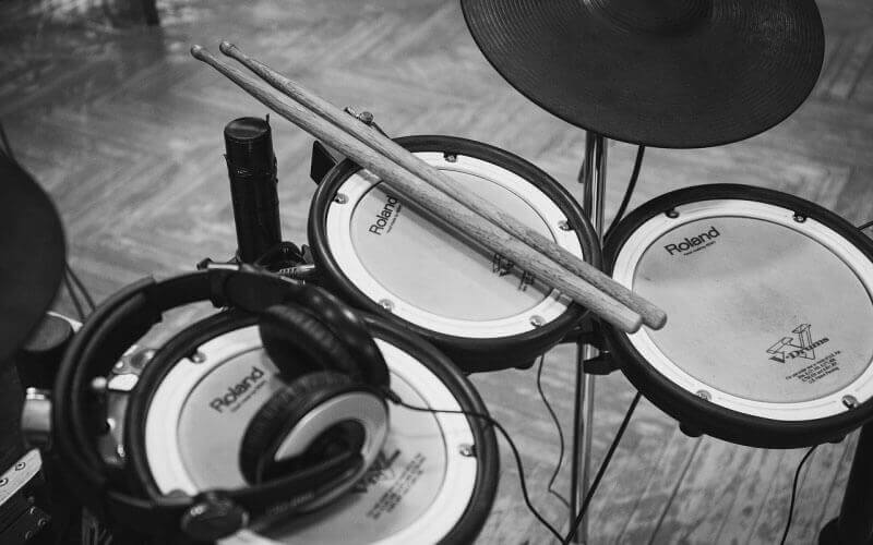 benefits of electronic drums